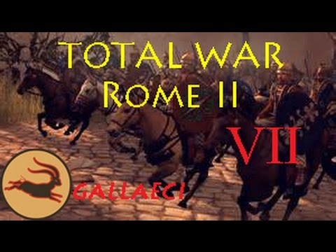 Total War: Rome 2 (Gallaeci) Ep 7: Battle of Numantia)