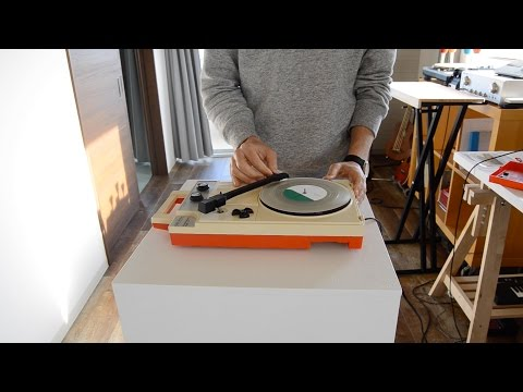 """Lullatone's Song Stories: how we made """"how I broke my parents' record player"""""""
