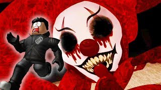 THIS GAME IS SO SCARY!! | Horror Portals Jolly's Carnival | Roblox Scary Games
