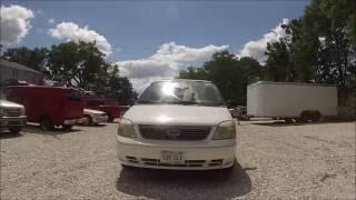 Test Drive- 2006 Ford Freestar