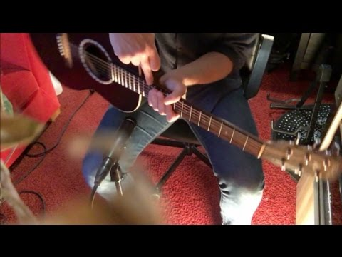 Acoustic Guitar Mic Placement Experiments In E Major Youtube