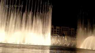 Nice Fountain Water Show in Dubai