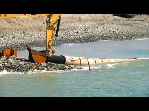 Guernsey Water's Sea Outfall Renewal Project