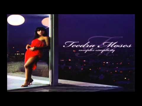Teedra Moses ~ No More Tears