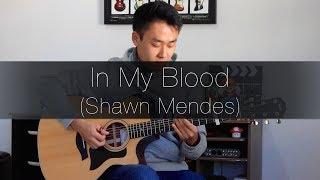 Baixar (Shawn Mendes) In My Blood - Rodrigo Yukio (Fingerstyle Guitar Cover)