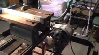 Vintage Craftsman Tablesaw
