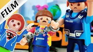 Playmobil Film Deutsch VATER VERHAFTET EIGENES KIND IN DER SCHULE! WEGEN HAUSAUFGABEN? Familie Vogel
