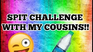 SPIT CHALLENGE!!! | Kayla Boyd Top 10 Video