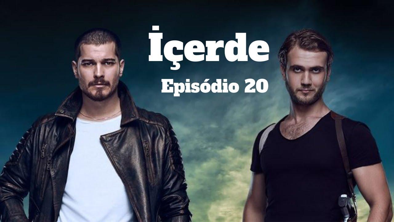 İçerde EP20 Legendado