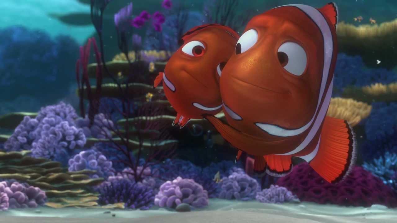 "Finding Nemo 3D ""Classic"" TV Spot - YouTube"