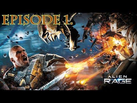 Alien Rage Unlimited - Gameplay - Episode 1. [HD] |