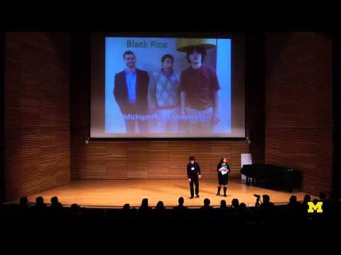 Michigan Collegiate Innovation Prize Entrepreneurship Hour Talk