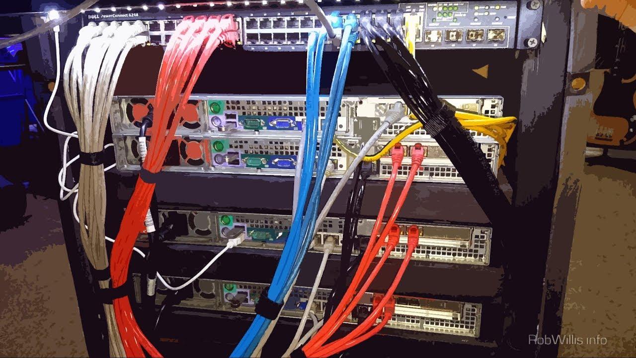 medium resolution of home lab setup pfsense vmware esxi cluster diy san and more 2017