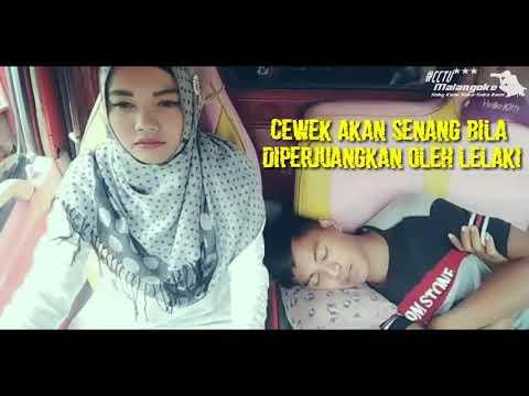 Kisah Indah Sopir Truck    Sopir Truck Cewek¦¦Story WA Kekinian   Dj Perkasa