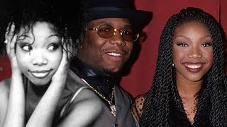 The REAL Tea On Brandy SECRETLY Dating Wanya Morris When She Was Just A Teenager