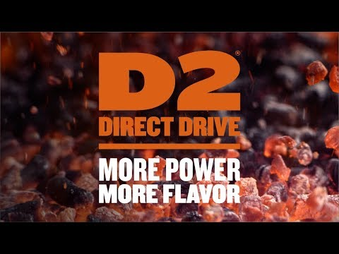 Traeger Grills D2 Direct Drive - More Power And Better Flavor - YouTube