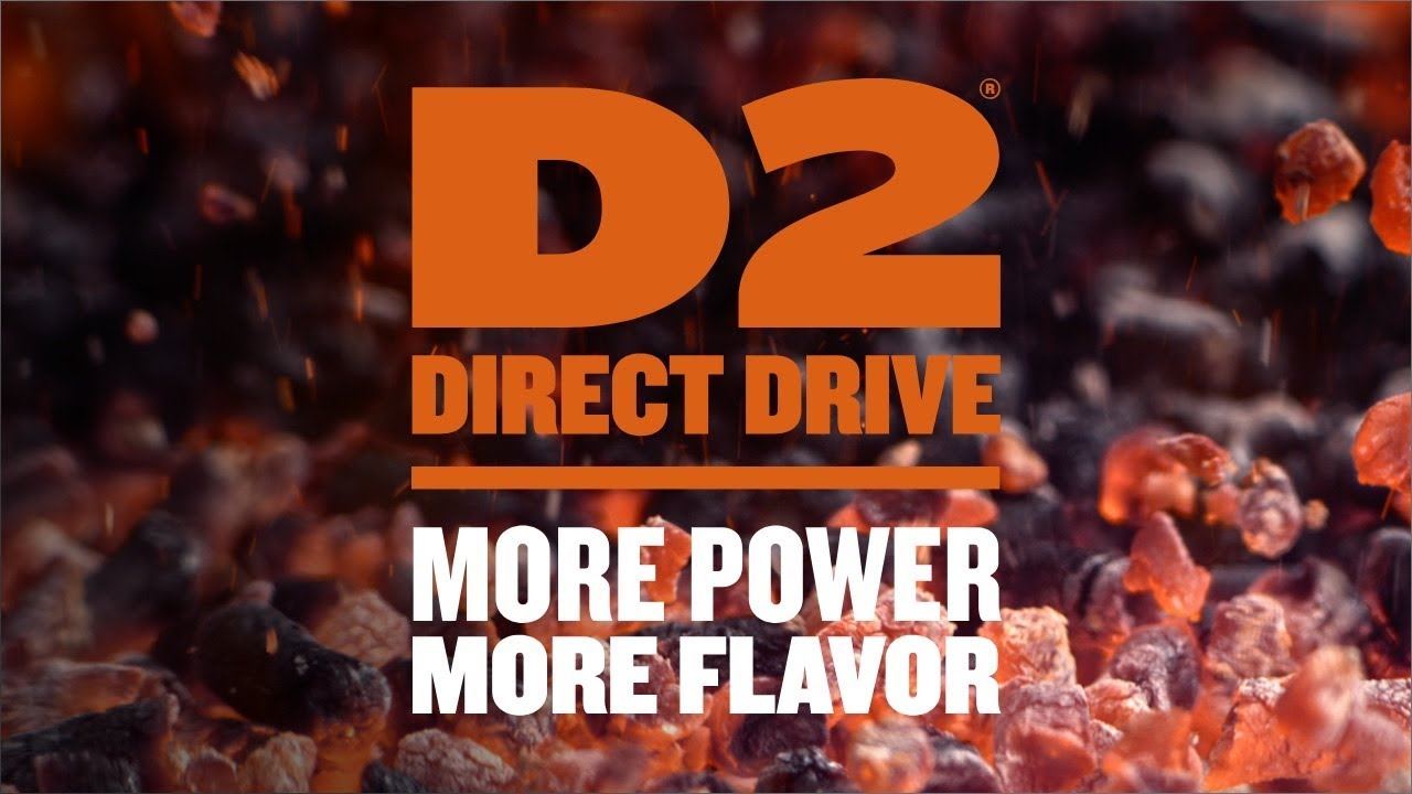 Traeger Grills D2 Direct Drive - More Power And Better Flavor thumbnail