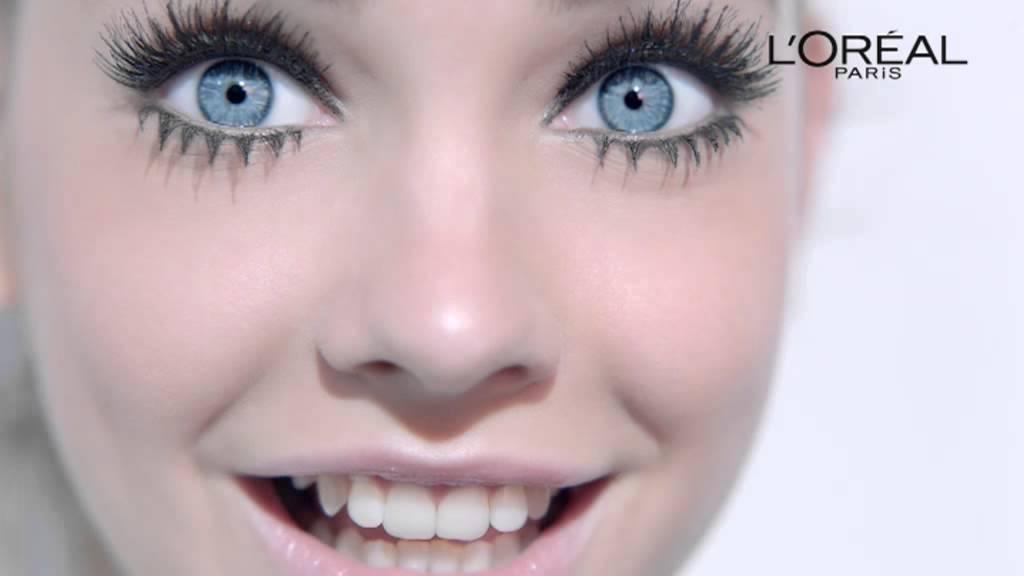 Loreal Paris Miss Manga Mascara - Youtube-4436
