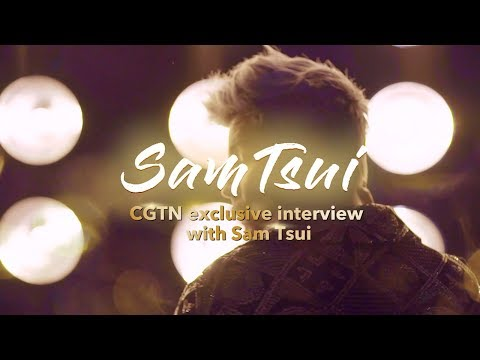 Sam Tsui: CGTN exclusive interview with Sam Tsui