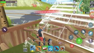 FortCraft Beta Android First gameplay, fortnite its NetEase version | Download link Description
