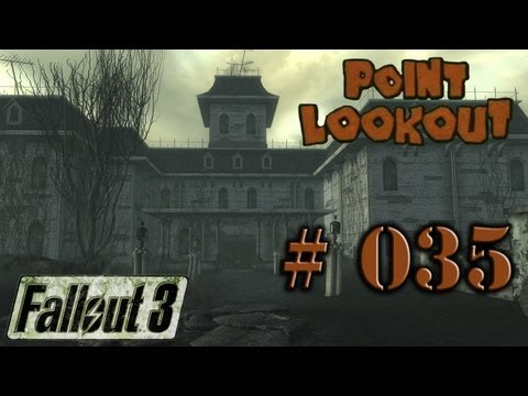 Let's Play Fallout 3 #035 - Bootsfahrt nach Point Lookout