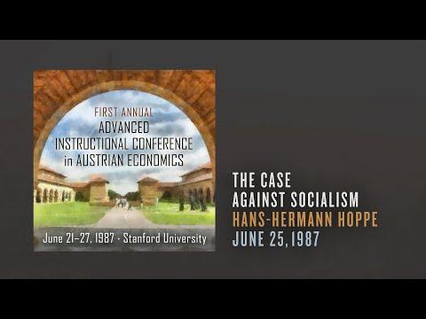 The Case Against Socialism | Hans-Hermann Hoppe