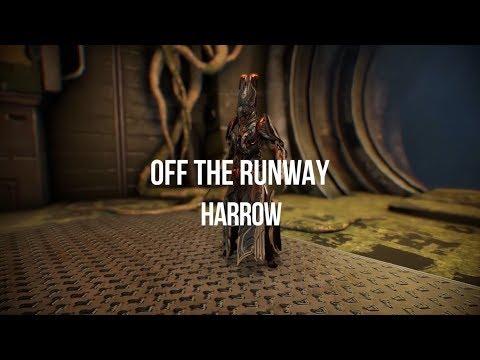 Warframe: Off The Runway - Harrow Part 1