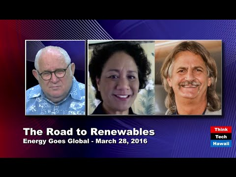 Energy Going Global - The Road to Renewables