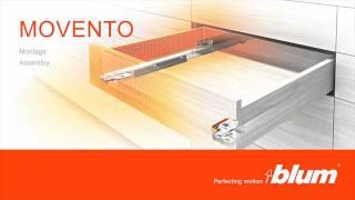 blum MOVENTO Montagevideo   -   LAYER-Grosshandel