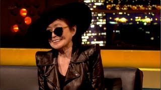 Yoko Ono Interview on The Jonathan Ross Show 11 May 2013