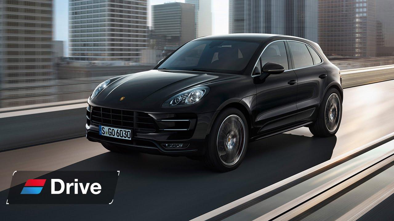 Porsche Macan Suv Road Trip