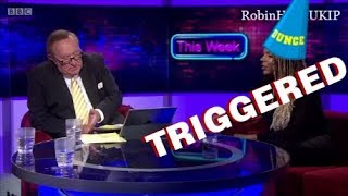 Andrew Neil eviscerates transgender SJW arguments with simple questions