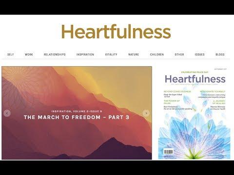MAGAZINE ON HEALTH | WELLNESS | SPIRITUALITY | MEDITATION | SELF | WORK | RELATIONSHIPS | FREE