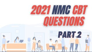 2021 NMC CBT Mock Test PART-2 (MCQ) Nursing Sample Questions and Answers (26-50) for UK & Ireland