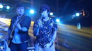 """Bittersweet Sundown,Throwing Knives,Livin So Divine"" by Framing Hanley LIVE at The Machine Shop"