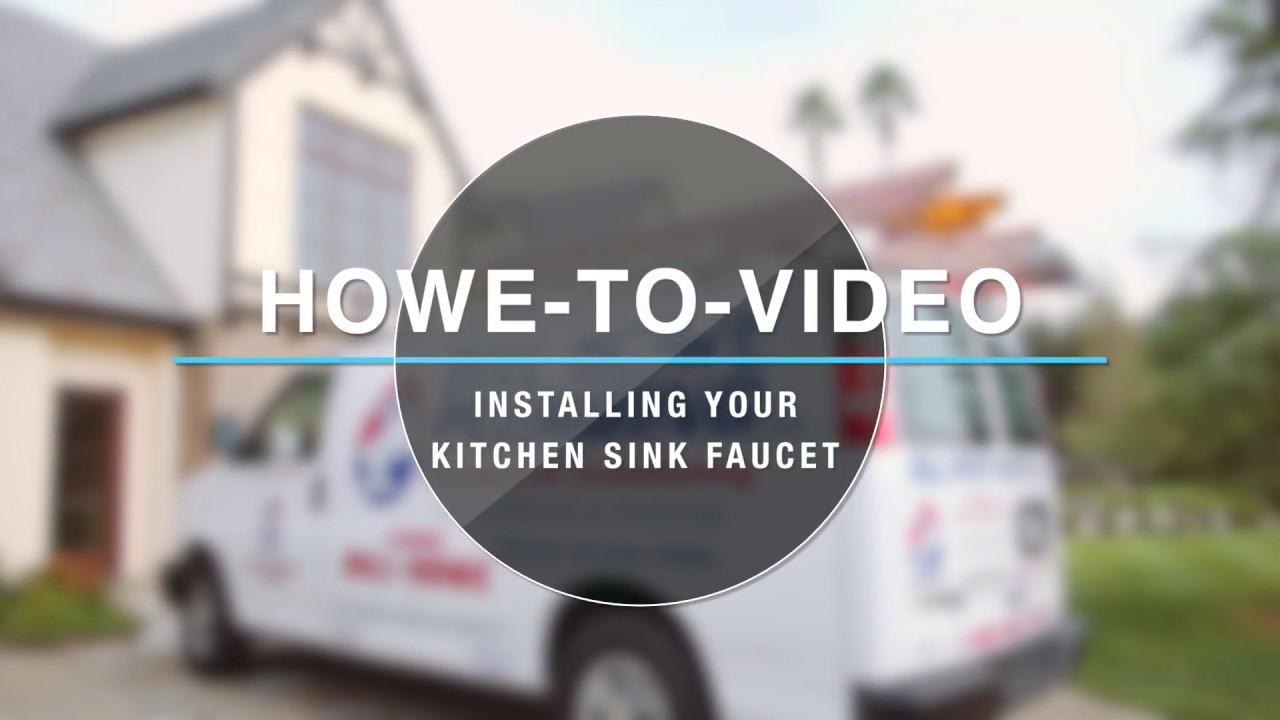 moen installation instructions video