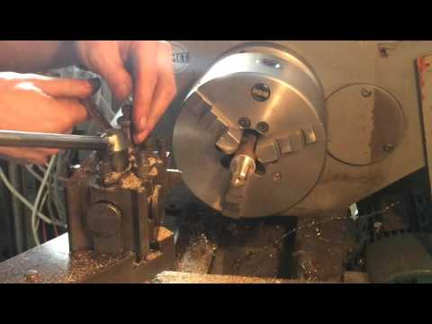 Colchester Bantam VFD Controls