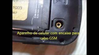Antena de celular rural