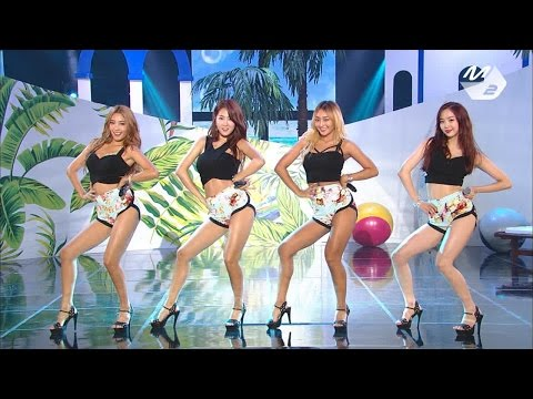 [STAR ZOOM IN] 씨스타(SISTAR) Touch my body 170523 EP.30