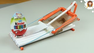How to make a Mouse Trap Using Paper - (Paper Trap)
