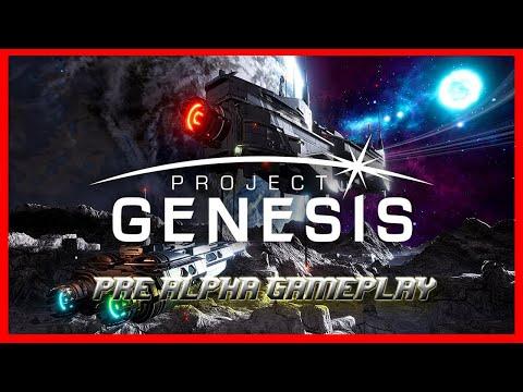 Project Genesis Gameplay Pre Alpha