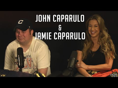 John and Jamie Caparulo on Ciph's Comedy Corner???