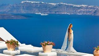 Завораживающий остров Санторини (Santorini,Greece).(Санторини — остров вулканического происхождения в Эгейском море, входит в архипелаг Киклады. Площадь сост..., 2016-01-10T20:31:35.000Z)