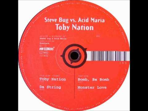 Steve Bug and Acid Maria  - Toby Nation 1995