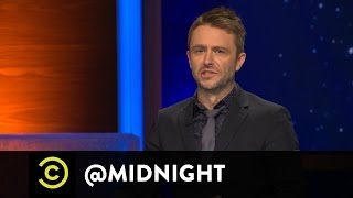 Rob Riggle, Sklar Brothers - Nice Cat, Mean Cat - ASPCA Office Party Goes Wrong - @midnight
