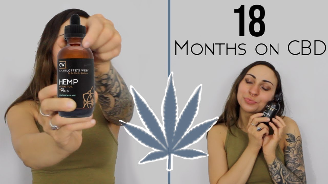 I've Been Using CBD Oil for 1 Year ⌁ Dosage Update + When I Take CBD