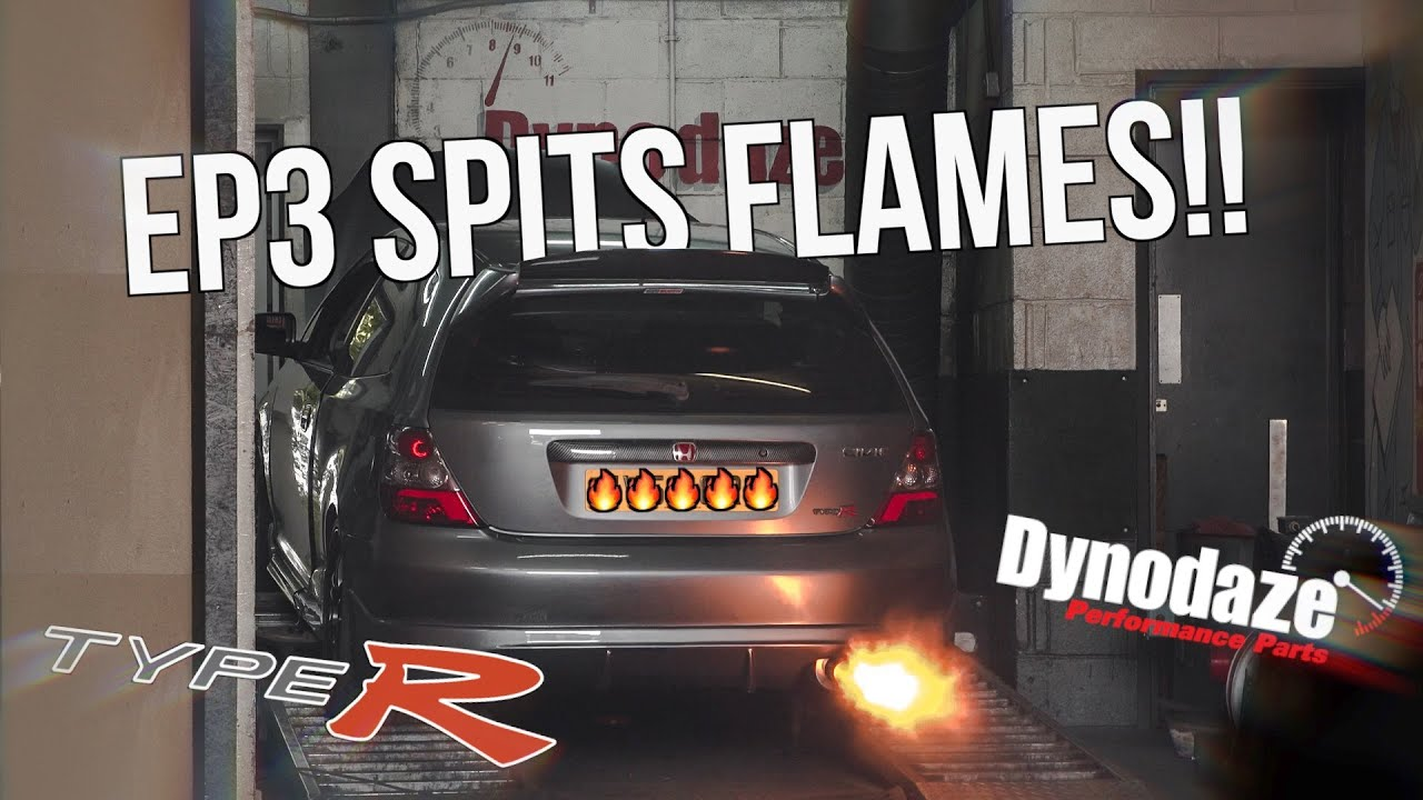 Download My Civic Type R EP3 Gets An ECU Remap On The Dyno!!