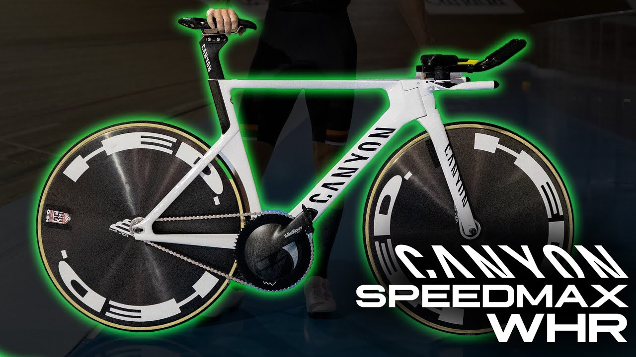 Velodrome Weapon || Canyon Speedmax WHR