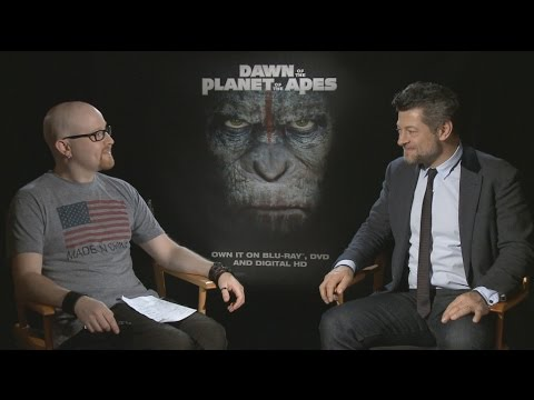 Andy Serkis Interview: Star Wars- The Force Awakens, Avengers-Age of the Ultron, and More