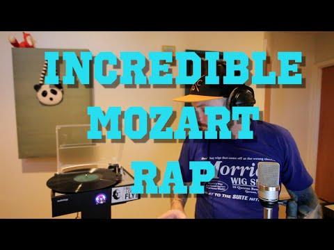 INCREDIBLE MOZART RAP (To inspire teenagers)